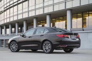 2017 Acura TLX Exterior-2 V6 02