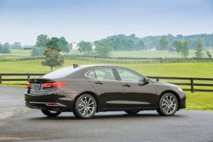 2017 Acura TLX Exterior-2 V6 07