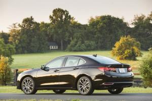 2017 Acura TLX Exterior-2 V6 10