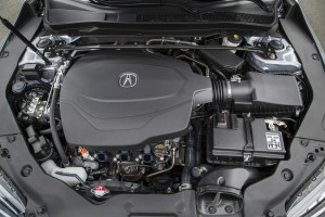 2017 Acura TLX Exterior V6 SH-AWD 062