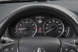 2017 Acura TLX Interior All 01