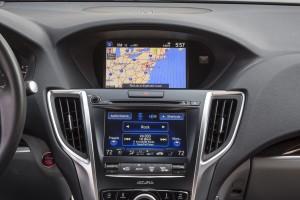2017 Acura TLX Interior All 18