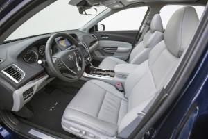 2017 Acura TLX Interior L4 01