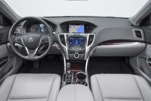 2017 Acura TLX Interior L4 02
