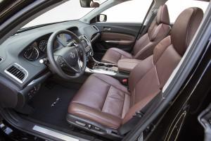 2017 Acura TLX Interior V6 21