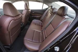 2017 Acura TLX Interior V6 22