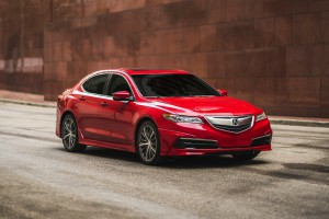2017 Acura TLX with GT Package - 1