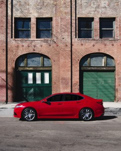 2017 Acura TLX with GT Package - 2