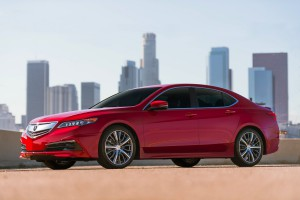 2017 Acura TLX with GT Package - 4