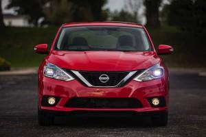 2017 Nissan Sentra SR Turbo 10