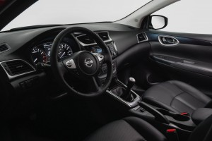2017 Nissan Sentra SR Turbo 25