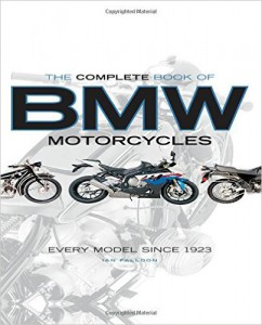 Complete Book of BMW Motorcycles Falloon