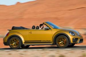 2016 VW Beetle Dune Convertible