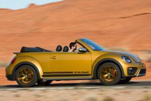 2016 VW Beetle Dune Convertible